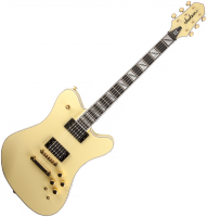 Guitare électrique solid body Jackson Mark Morton Dominion Pro - Ivory
