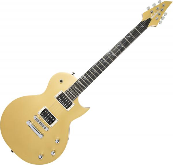 Guitare électrique solid body Jackson Monarkh SCG Pro - Gold member