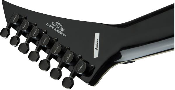 Guitare électrique solid body Jackson RRX24-7 2019