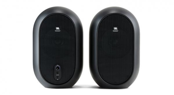 Enceinte monitoring active Jbl ONE SERIES 104 - la paire