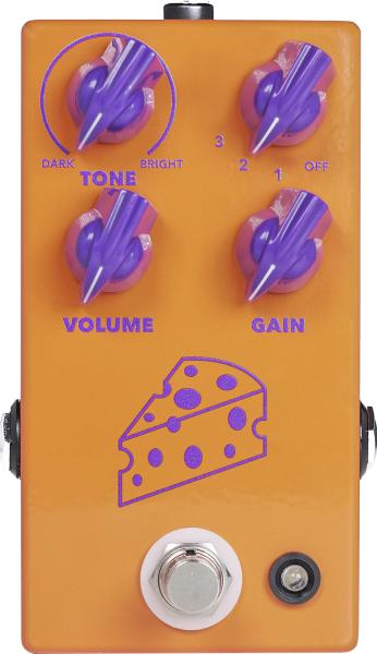 Pédale overdrive / distortion / fuzz Jhs Cheese Ball Fuzz