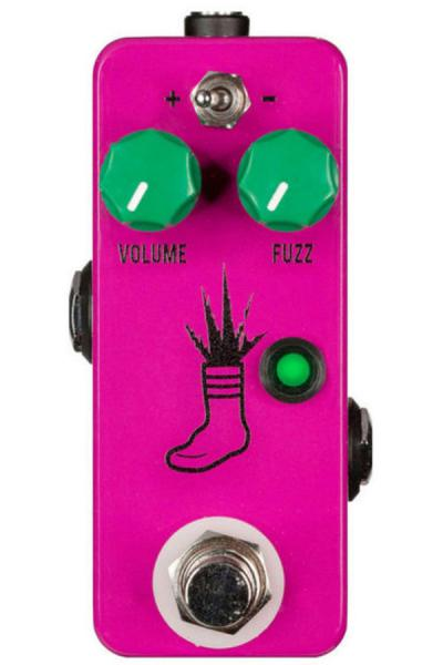 Pédale overdrive / distortion / fuzz Jhs Mini Foot Fuzz V2