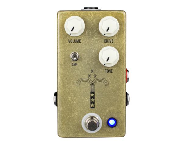 Pédale overdrive / distortion / fuzz Jhs Morning Glory V4