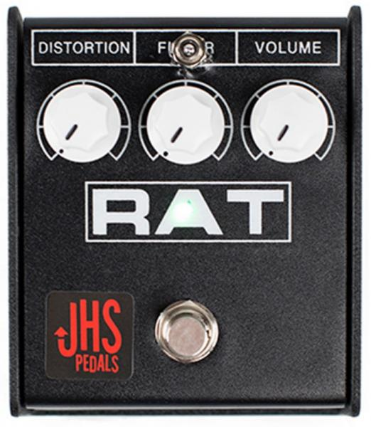 Pédale overdrive / distortion / fuzz Jhs ProCo RAT2 Pack Rat Mod