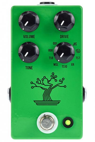 Pédale overdrive / distortion / fuzz Jhs The Bonsai 9-way Screamer Overdrive