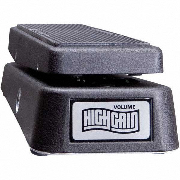 Pédale volume / boost. / expression Jim dunlop GCB80 Cry Baby High Gain Volume