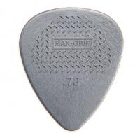 Médiator & onglet Jim dunlop Max Grip 0.73mm Pick
