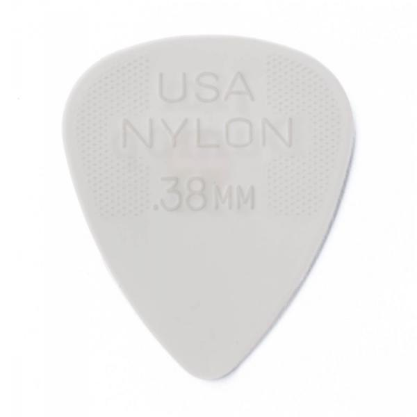 Médiator & onglet Jim dunlop Nylon Guitar Pick 44R38 (x1)