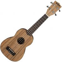 Ukulélé Kala KA-PWS Pacific Walnut Soprano +bag - Natural