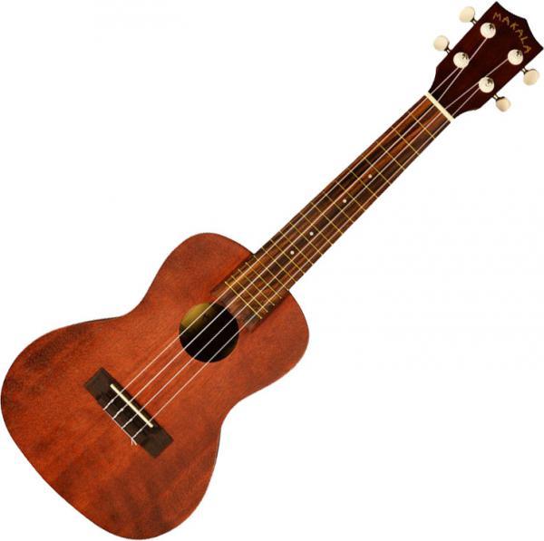 kala makala mk c concert natural ukulele natural star 39 s music. Black Bedroom Furniture Sets. Home Design Ideas