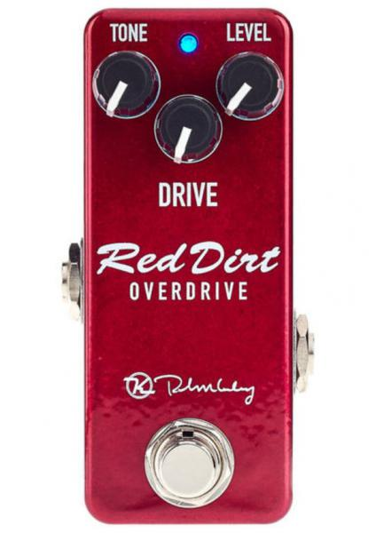 Pédale overdrive / distortion / fuzz Keeley  electronics Red Dirt Mini Overdrive