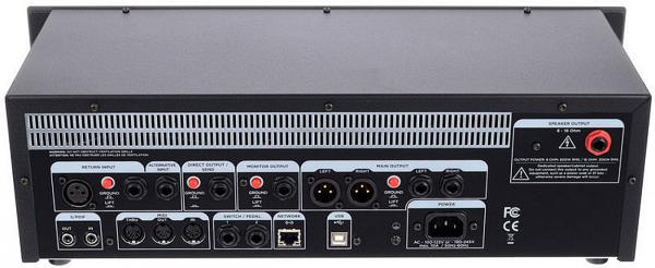 Multi effet guitare élec. rack & autre format Kemper Profiler Power Rack Set w/Remote