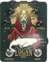 Pédale overdrive / distortion / fuzz Kma LOGAN DRIVE