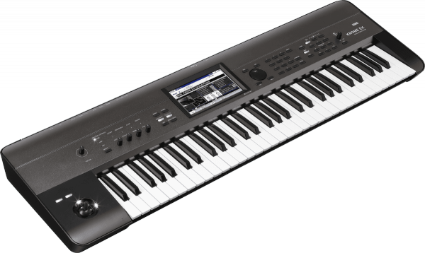 Workstation Korg KROME 61 EX