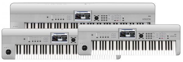 Workstation Korg Krome édition limitée, clavier Korg, synthétiseur