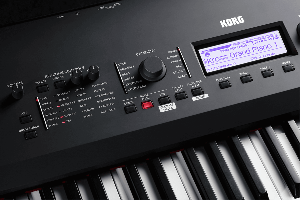 Workstation Korg Kross 2 88 MB