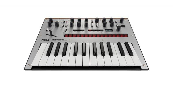 Synthétiseur Korg Monologue Silver