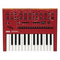 Synthétiseur Korg Monologue Red
