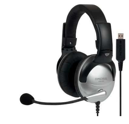 Cable rallonge casque Koss SB-45 USB