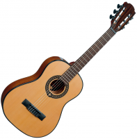 Guitare classique format 1/2 Lag Occitania Junior OC66-2 - Naturel brillant