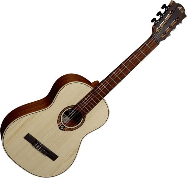 Guitare classique format 3/4 Lag Occitania 70 3/4 HIT - Naturel