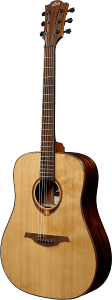 Guitare folk & electro Lag Tramontane T118D - natural