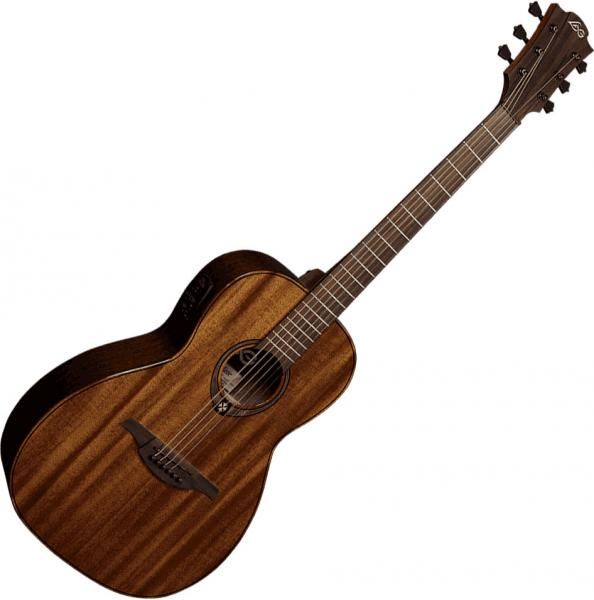 Guitare folk Lag Tramontane T98PE - natural