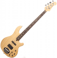 Basse électrique solid body Lakland Skyline 44-02 Standard (RW) - Natural