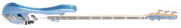 Basse électrique solid body Lakland Darryl Jones Skyline DJ-5 (RW) - lake placid blue