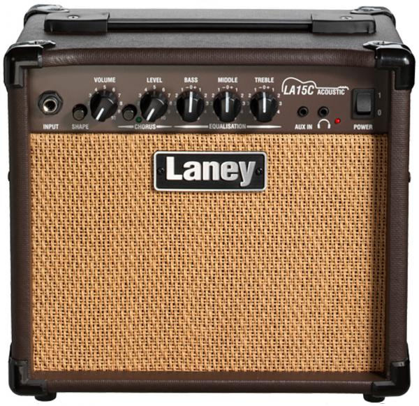 Combo ampli acoustique Laney LA15C Acoustic Amplifier