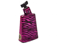 Cloche Latin percussion LP204CZP Cowbell Purple Zebra