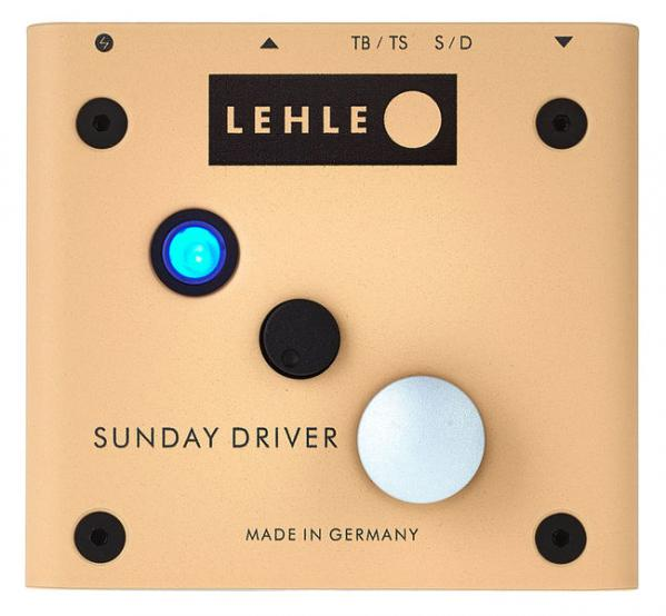 Footswitch & commande divers Lehle Sunday Driver SW II