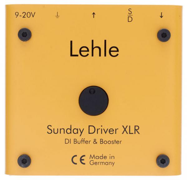 Footswitch & commande divers Lehle SUNDAY DRIVER XLR
