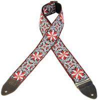 Courroie sangle Levy's M8HTV-12 Hootenanny Jacquard Guitar Strap