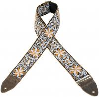Courroie sangle Levy's M8HTV-13 Hootenanny Jacquard Guitar Strap
