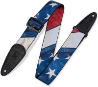 Courroie sangle Levy's MDP-US Polyester Guitar Strap
