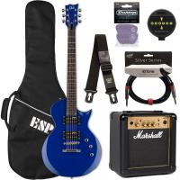 image EC-10 KIT Pack +Marshall MG10 +Accessoires - Blue