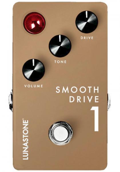 Pédale overdrive / distortion / fuzz Lunastone Smooth Drive 1