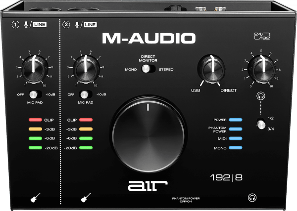 Carte son usb M-audio AIR 192X8