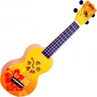 image Designer MD1HAORB Soprano +Bag - Hawaï orange burst