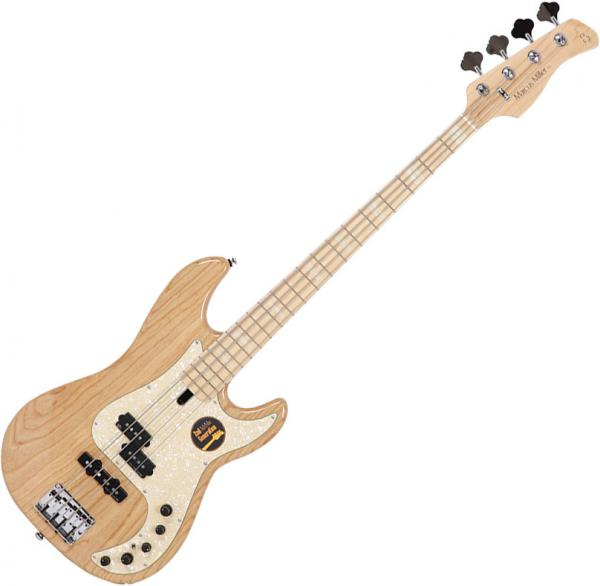 Basse électrique solid body Marcus miller P7 Ash 4-String 2nd Gen (No Bag) - naturel