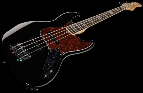 Basse électrique solid body Marcus miller V7 Alder 4ST 2nd Gen (No Bag) - black