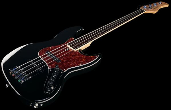 Basse électrique solid body Marcus miller V7 Alder 4ST Fretless 2nd Gen (No Bag) - black