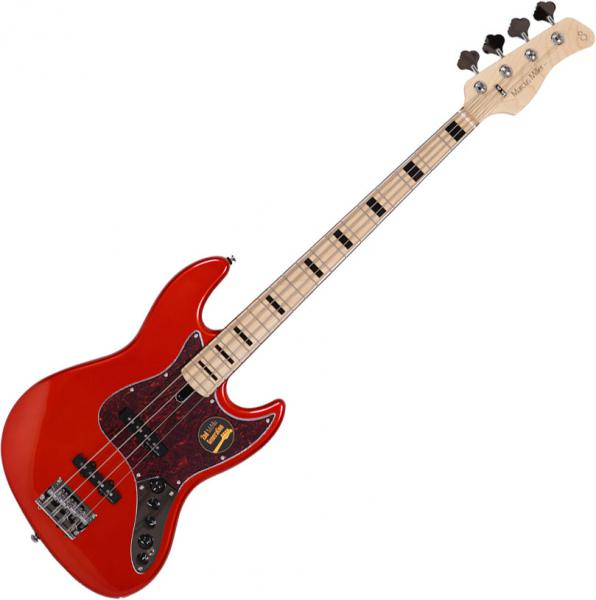 Basse électrique solid body Marcus miller V7 Vintage Ash 4-String 2nd Gen (No Bag) - bright red metallic