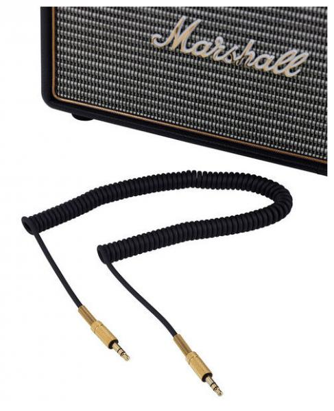 Dock ios & mp3 Marshall Acton - black