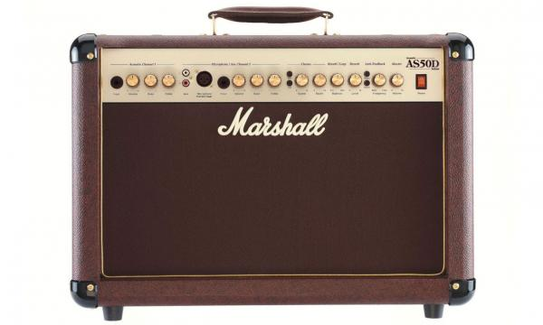 Combo ampli guitare électrique Marshall AS50D Acoustic Combo
