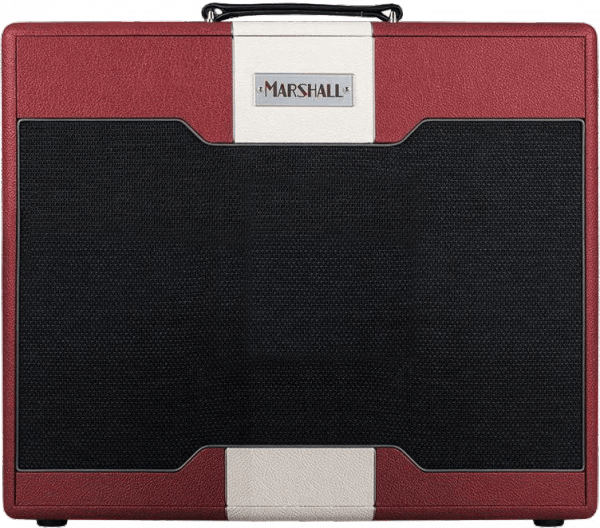 Combo ampli guitare électrique Marshall Astoria Custom AST2C - Red&Cream