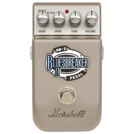 Pédale overdrive / distortion / fuzz Marshall BB2 Bluesbreaker II