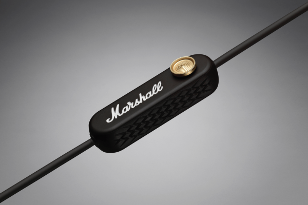 Ecouteur intra-auriculaire Marshall Minor II Bluetooth (Noir)