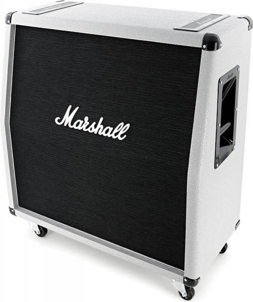 Baffle ampli guitare électrique Marshall Silver Jubilee Re-issue 2551AV Slant